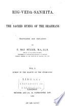 Rig Veda Sanhita Book PDF