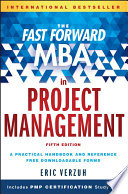The Fast Forward MBA in Project Management Book