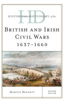 Historical Dictionary of the British and Irish Civil Wars 1637-1660 Pdf