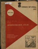 Census of India  1971  A  General report