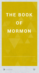 The Book of Mormon ebook