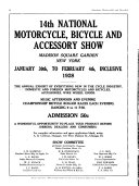American Motorcyclist and Bicyclist