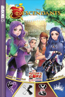 Disney Manga  Descendants   The Rotten to the Core Trilogy  The Complete Collection