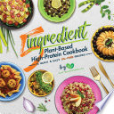 5 Ingredient Plant Based High Protein Cookbook