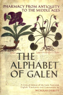 The Alphabet of Galen ebook