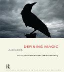 Defining Magic Book