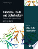 Functional Foods and Biotechnology Book