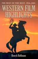 Western Film Highlights