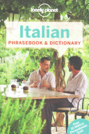 Lonely Planet Italian Phrasebook   Dictionary