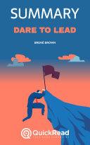 Dare to Lead by Brené Brown (Summary) [Pdf/ePub] eBook