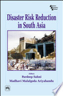 Disaster Risk Reduction In South Asia Book PDF