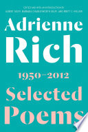 Selected Poems  1950 2012