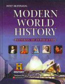 Modern World History Book