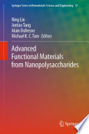 Advanced Functional Materials from Nanopolysaccharides