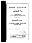 Richard Wagner s Parsifal