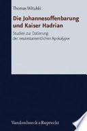 Die Johannesoffenbarung und Kaiser Hadrian