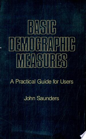 Download Basic Demographic Measures Free Books - Dlebooks.net