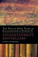 The French Book Trade in Enlightenment Europe II