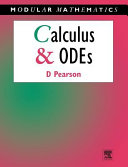 Calculus and ODEs