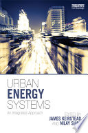 Urban Energy Systems