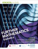 Edexcel a Level Further Mathematics Statistics