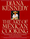 The Art of Mexican Cooking Book