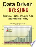 Data Driven Investing