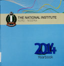 National Institute Yearbook