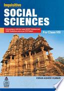 Inquisitive Social Sciences For Class -8