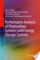 Performance Analysis of Photovoltaic Systems with Energy Storage Systems