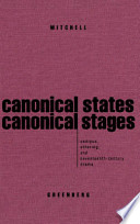 Canonical States Canonical Stages