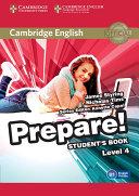 Cambridge English Prepare  Level 4 Student s Book