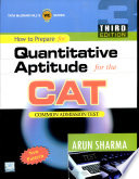 How To Prepare For Quantitative Aptitude For The Cat Third Edition