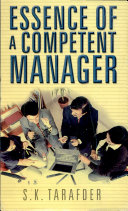 Essence of a Competent Manager