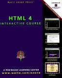 HTML 4 Interactive Course