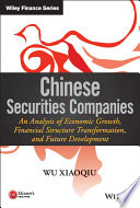 Chinese Securities Companies Book