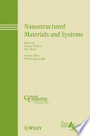 Nanostructured Materials and Systems Book