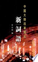 中國大陸改革開放新詞語