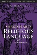 Pdf Shakespeare's Religious Language Telecharger