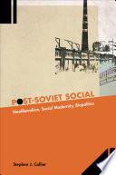 Read OnlinePost-Soviet SocialPDF