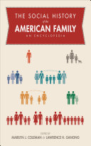 The Social History of the American Family ebook