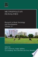 Metropolitan Ruralities