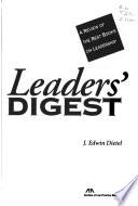 Leaders' Digest