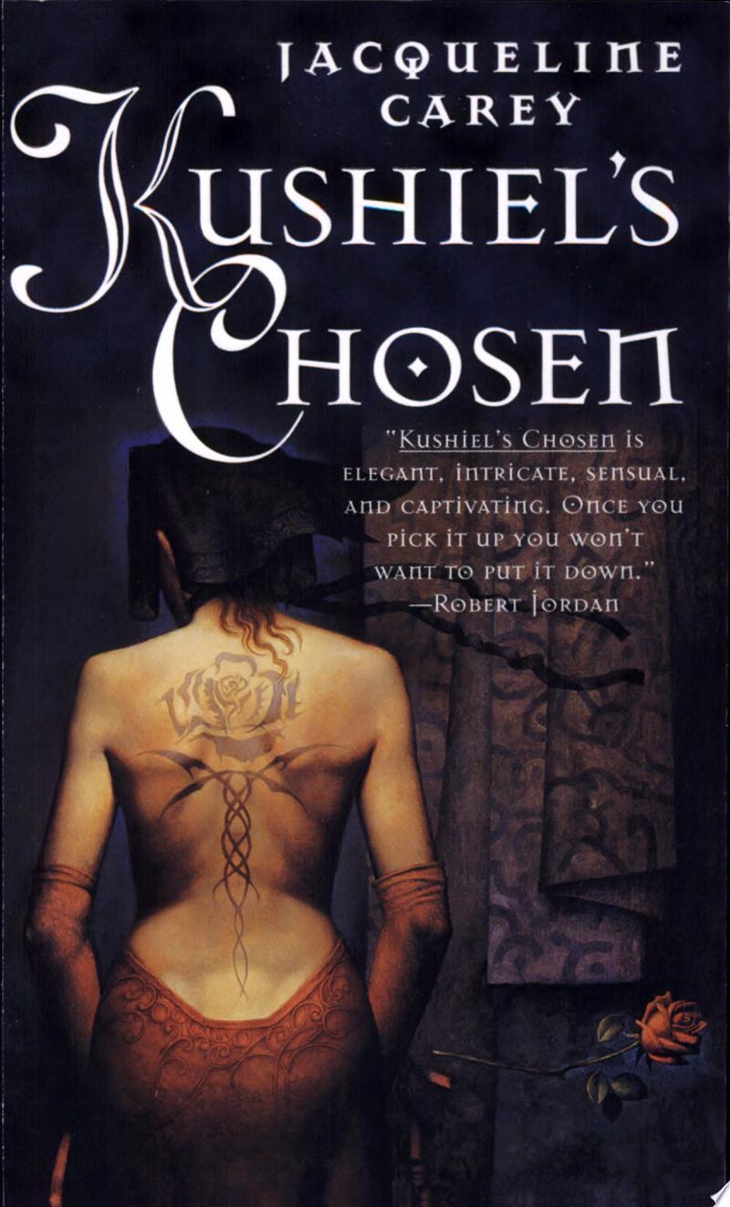 Kushiel's Chosen banner backdrop