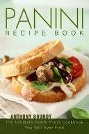 Panini Recipe Book