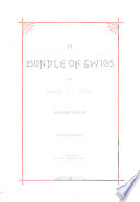 A Bundle of Twigs Book
