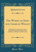 The Works Of John And Charles Wesley