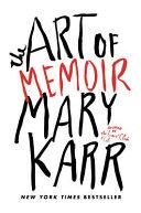 The Art of Memoir Book PDF