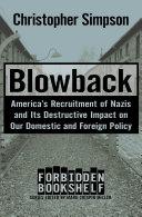 Blowback ebook