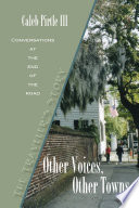 Other Voices  Other Towns